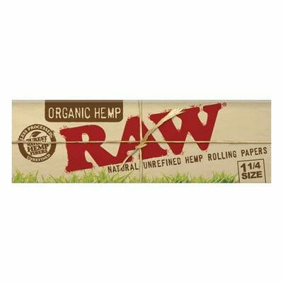 Raw Organic Regular