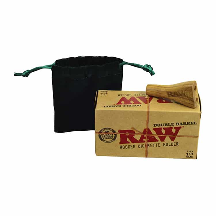 Cannabox Raw Double Joint Barrel Holder