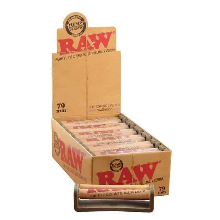 Cannabox Raw Rolling Machine 79mm Eco Plastic