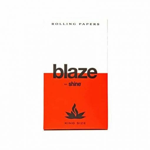 Cannabox May 2019 Blaze Shine Papers