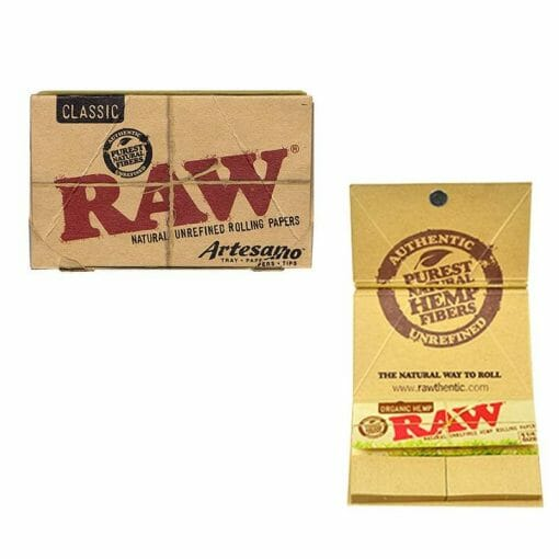 Raw Artesano Rolling Papers
