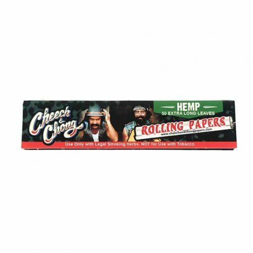 Cannabox Cheech and Chong Rolling Papers April 2019