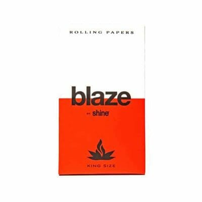 Blaze Rolling Papers by Shine Co