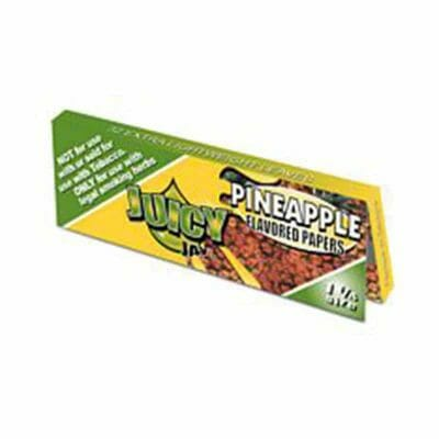 juicy jay pineapple rolling papers