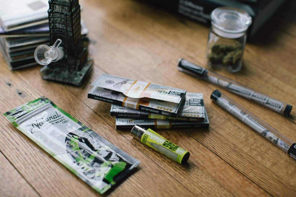 Kong Natural Hemp Wraps – Cannabox Wraps (Pictured)