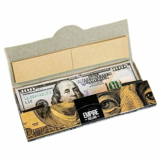 Empire 100 Notes Rolling Papers