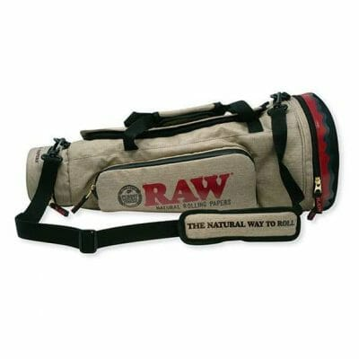 Raw Duffle Bag