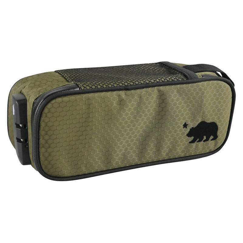Cali Lock Bag Military green