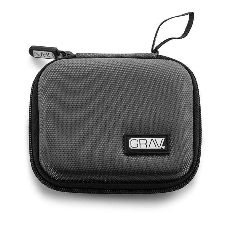 Grav Cartridge Dab Pen Case Black