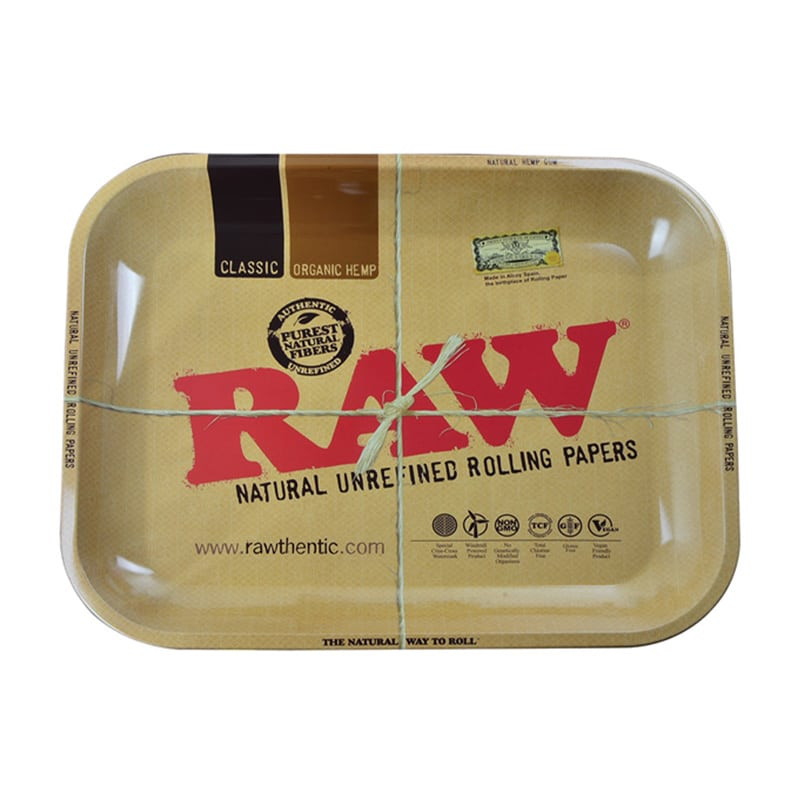 Raw Authentic Rolling Tray