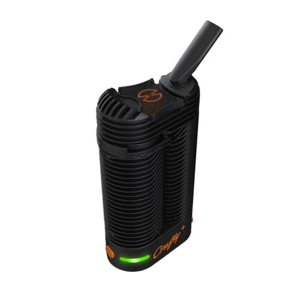 Crafty Plus Portable Dry Herb Vaporizer Side