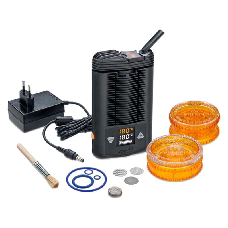 Mighty Vaporizer Parts Included