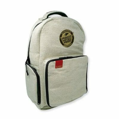RAW Smell Proof Bookbag Front