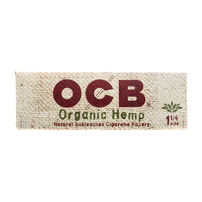 "OCB Organic 1 1/4"" Rolling Papers"