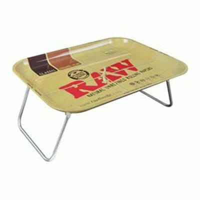 RAW Fold Out Dinner Rolling Tray