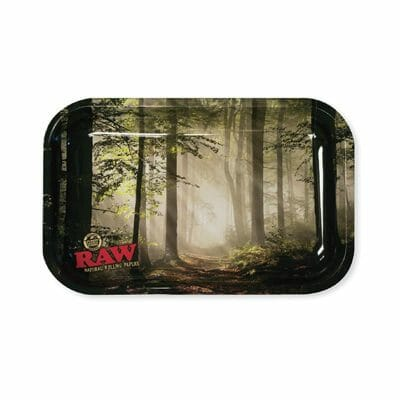 RAW Forrest Rolling Tray Small