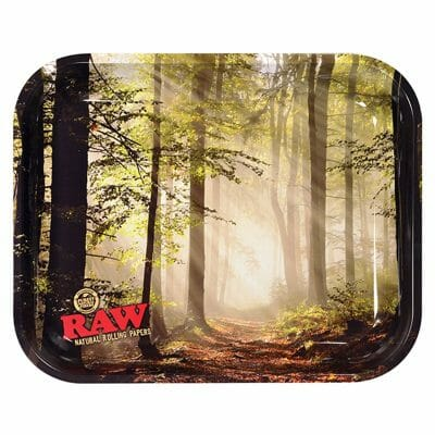 RAW Forrest Rolling Tray Large