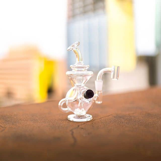 MJ Arsenal Jig Dab Rig City View
