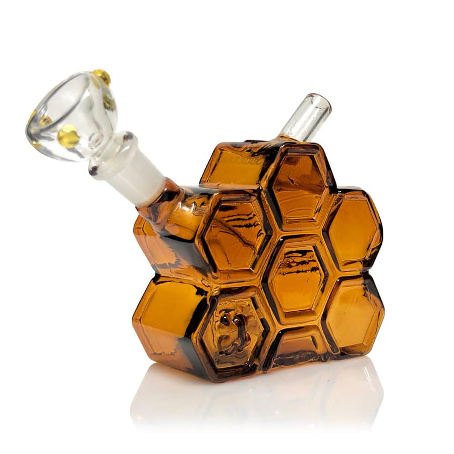 Cannabox Honeycomb Bong