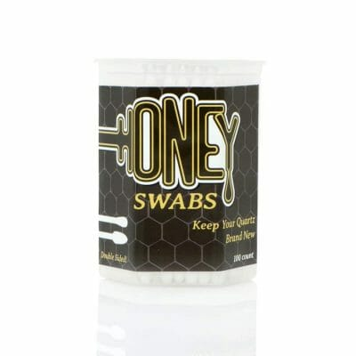 Honey Swabs - Keep your quartz banger clean!