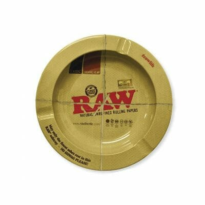 RAW Ashtray Round