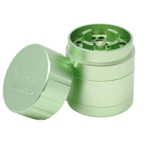 "Cali Crusher 1.85"" Grinder Green"
