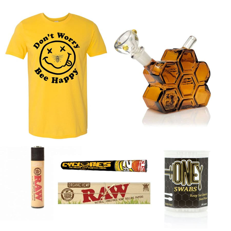 Cannabox May 2020 Bee Happy