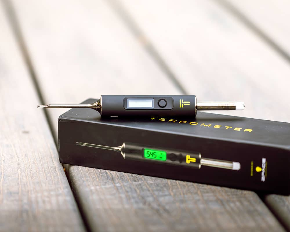 The Ultimate Dab Rig Accessory: Terpometer Review