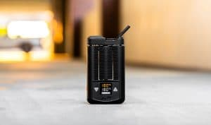 Vaping using the Mighty Vaporizer is Awesome