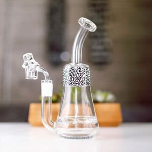 Cannabox 2020 Gift Guide: Keith Haring Dab Rig