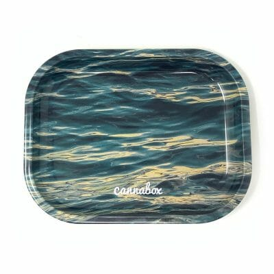 Cannabox Waves Rolling Tray