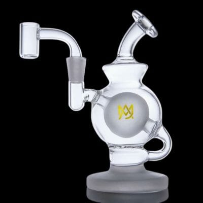 MJ Arsenal Frosted Atlas Dab Rig