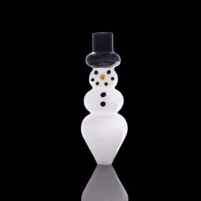 MJ Arsenal Snowperson Carb Cap