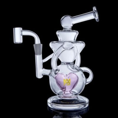 MJ Arsenal Crush Mini Dab Rig