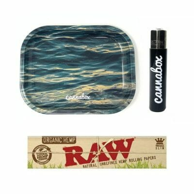 Cannabox Rolling Starter Kit