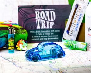 UNBOXING: Cannabox March 2021 Road Trip