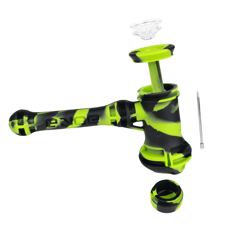 eyce silicone bubbler hammer water pipe