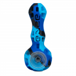 blue silicone hand pipe for sale
