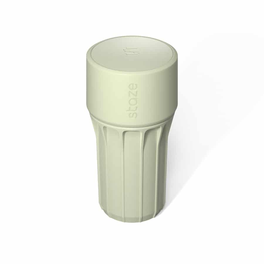 Staze Smell Proof Container Green