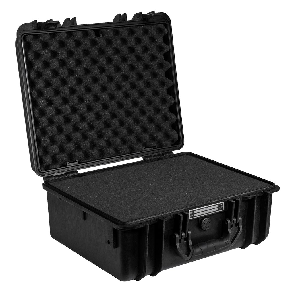 Revelry Supply Smell Proof Case Open