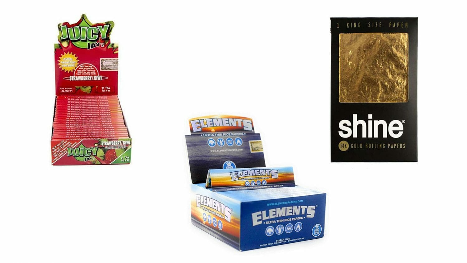 best rolling paper brands for sale